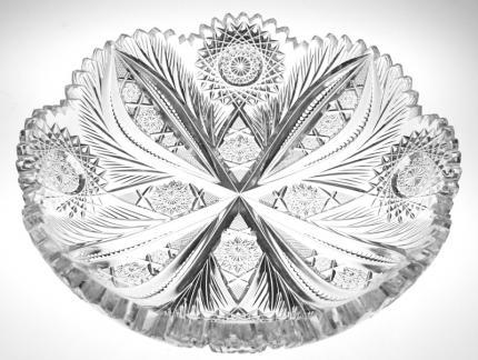 Elegant William C. Anderson Gemini Bowl – SOLD