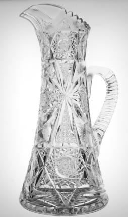 Incredible Libbey Rajah Champagne Pitcher – SOLD