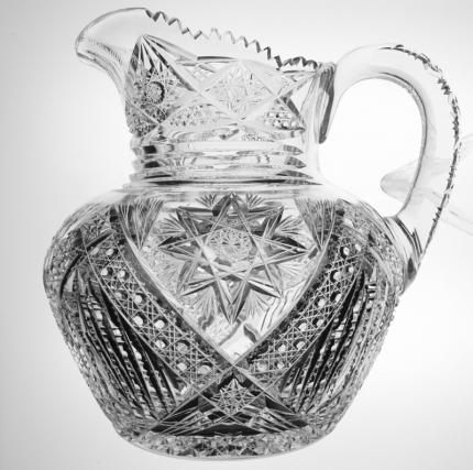 Extremely Well-Done Bergen Dallas Pitcher – SOLD