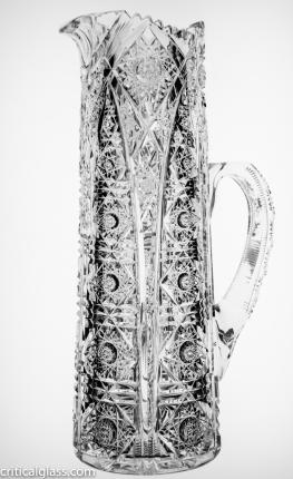 Incredible Hawkes Kensington Champagne Pitcher – SOLD