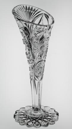 Singular Hoare Assymetrical Lily Vase – SOLD