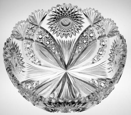 Gorgeous Hawkes Chrysanthemum Bowl – SOLD