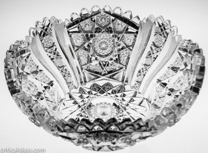 Rare Egginton Genoa Bowl