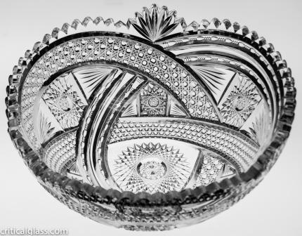 Unusual Weaving Bowl Attributed to Bergen SOLD