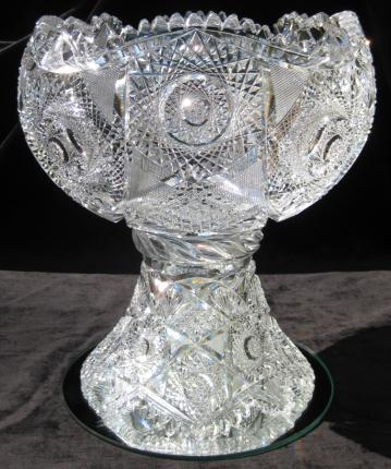 Staggering J. Hoare Globe Punch Bowl – SOLD