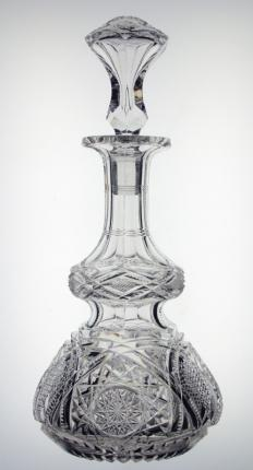 Stunning Libbey Somerset Decanter – SOLD