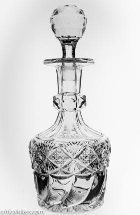 Rare, Old J. Hoare Croesus Decanter – SOLD
