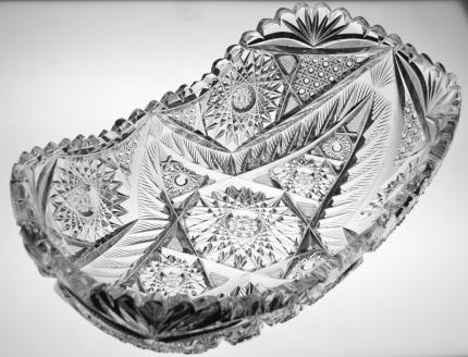 William C. Anderson Triumph Bread Tray