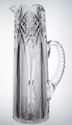 Elegant Hawkes Venetian Champagne Pitcher – SOLD