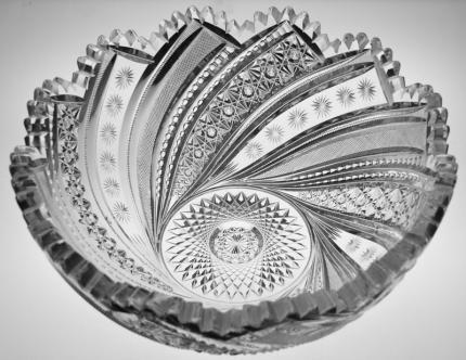Straus Unique Bowl – Nothing Short of Unique! – SOLD