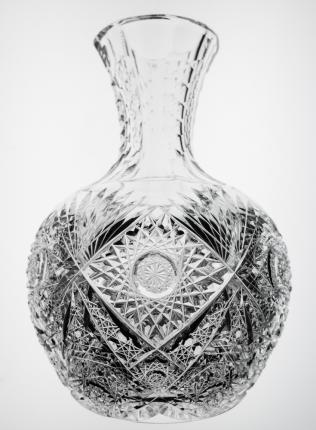 Highly Detailed Hawkes Kensington Carafe