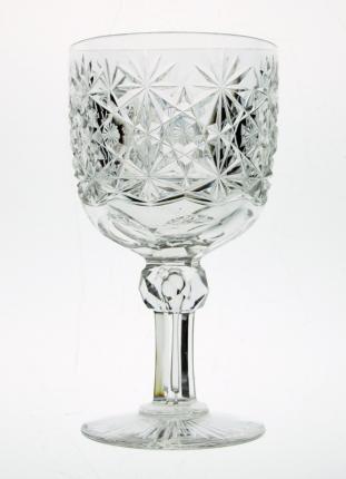 8 Russian Wine Glasses
