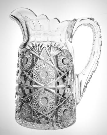 Highly Detailed J. Hoare Champion Pitcher