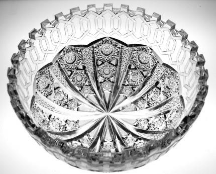 Meriden Greek Key/Alhambra Bowl – SOLD