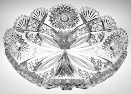 High Quality Hawkes Chrysanthemum Low Bowl