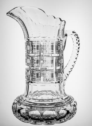 Exceptionally Rare Hawkes Albany Pitcher – SOLD