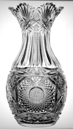 Massive Bowling Pin Vase – SOLD