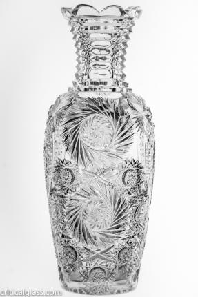 Clark Angelus High Shouldered Vase