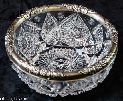 Gorham Silver and Tiffany Design Bowl – SOLD
