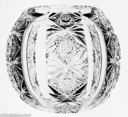 Stunning Hawkes Teutonic Rose Globe