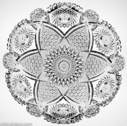 Gorgeous Bowl Attribute to Monroe