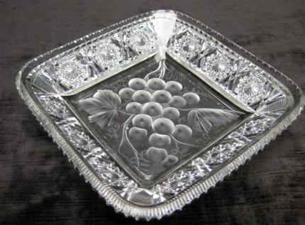 Beautiful Tuthill Vintage Square Dish – SOLD