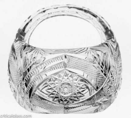 Adorable J. Hoare Wedding Ring Style Basket