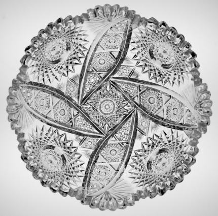 Awesome Swirled Pitkin & Brooks Cypress Bowl