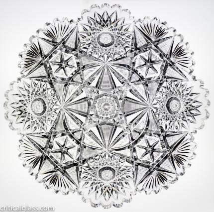 Gorgeous Libbey Melrose 12″ Platter