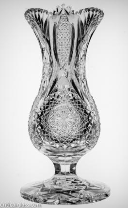 Fantastic, Oversized-footed Vase – SOLD