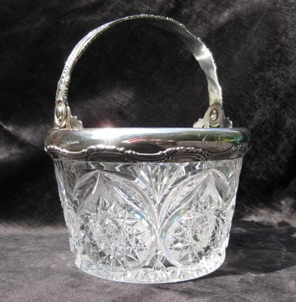 Incredible J. Hoare & Silver Ice Pail -SOLD