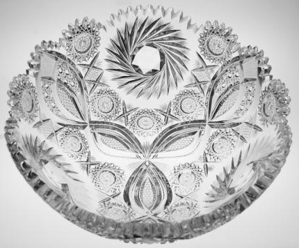 Extremely Impressive Clark Angelus Bowl – SOLD