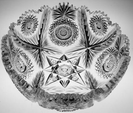Spectacular Libbey Neola Bowl – SOLD
