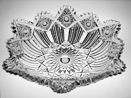 Incredible Dorflinger Victor Bowl – SOLD