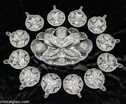 Incredible Hawkes Chrysanthemum Set from Rarities – SOLD