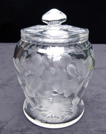 Incredible Sinclaire Gooseberries Biscuit Jar – SOLD