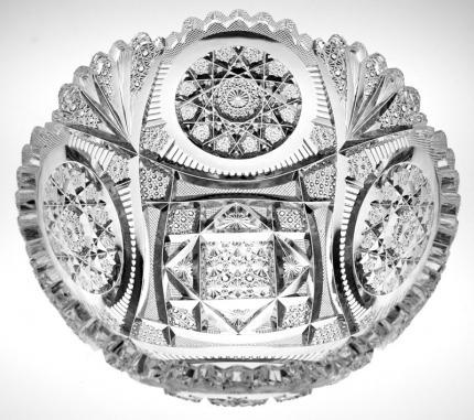 Spectacular Pitkin & Brooks Gloria Variant Bowl – SOLD