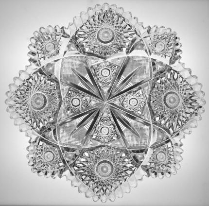 Rarest Hawkes Valencian 13″ Platter – SOLD