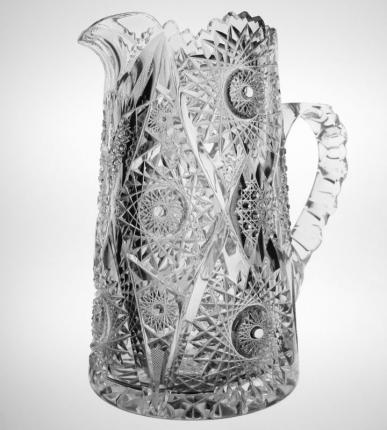 Meticulous Libbey Windsor Pitcher – SOLD