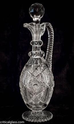 Incredible, Enormous J. Hoare Decanter – SOLD