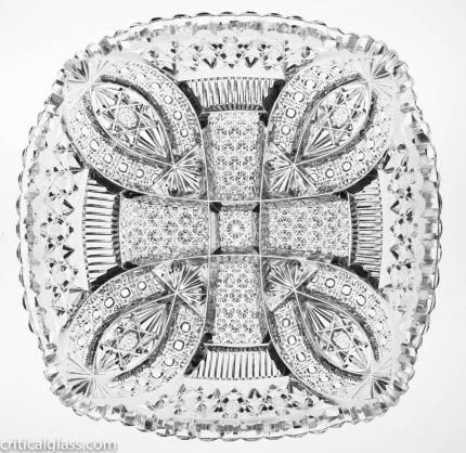 Highly Detailed Hawkes Square Bowl in Cordova