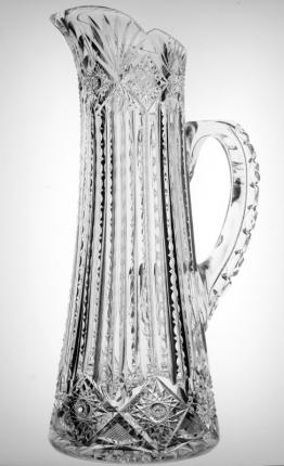 Exceptional Dorflinger Victor Champagne Tankard – SOLD
