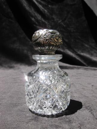 Hawkes Brazilian Cologne with Gorham Stopper