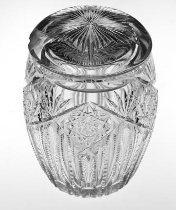 Adorable J. Hoare Mustard Jar in Hindoo- SOLD