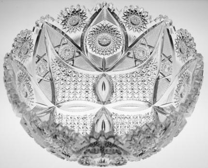 Incredible C.F. Monroe Sunburst Bowl – SOLD