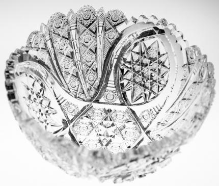Meticulous Hawkes Oriental Deep Bowl – SOLD