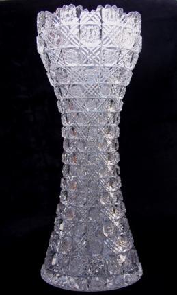 Extremely Rare Egginton Calve Corset Vase – SOLD