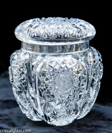 Amazing Hawkes Blowout Cookie/Ginger Jar – SOLD