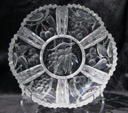 Highly Detailed Tuthill 3-Fruit Bowl – SOLD