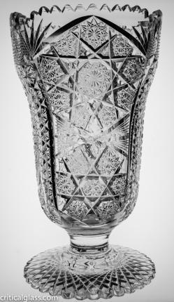 Extremely Unusual Urn Style Vase